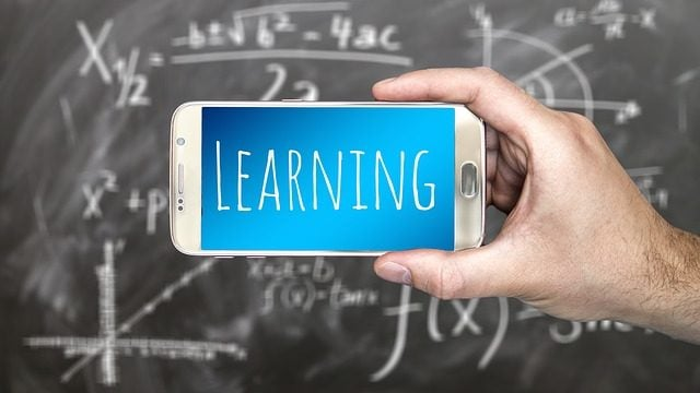 Tu teléfono es un centro de aprendizaje móvil