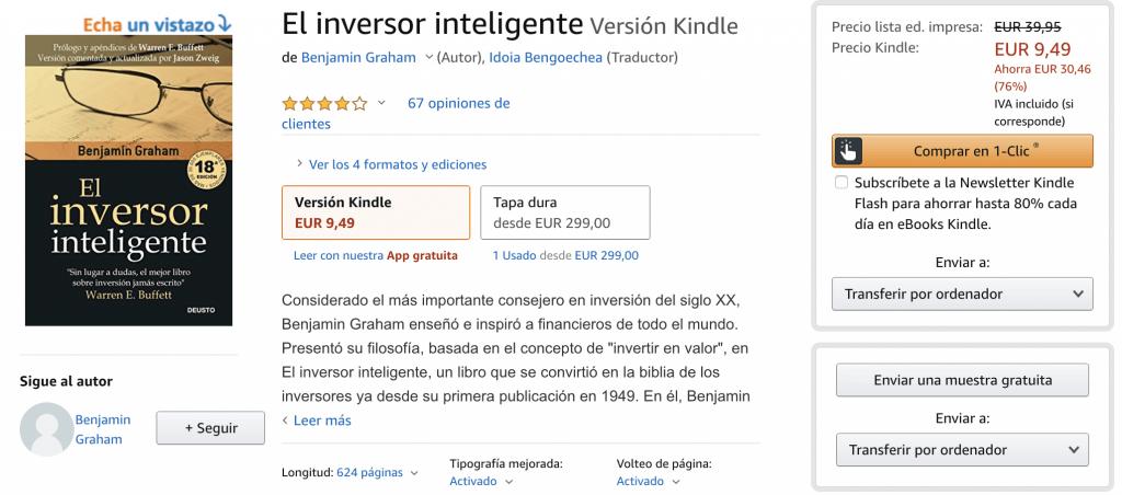¿Consumo consciente o por impulso? Amazon 1-click
