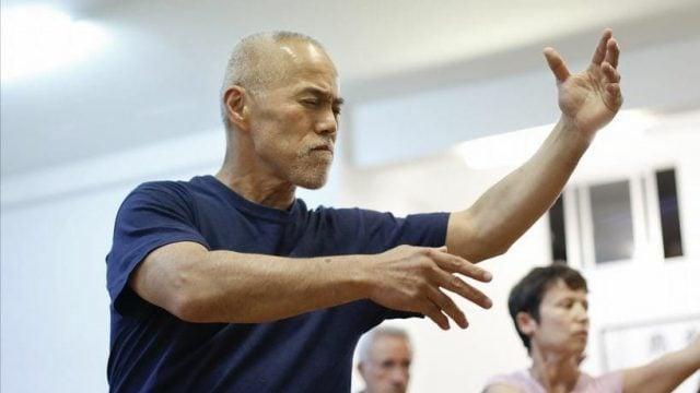 Kodama, mi maestro en el Do
