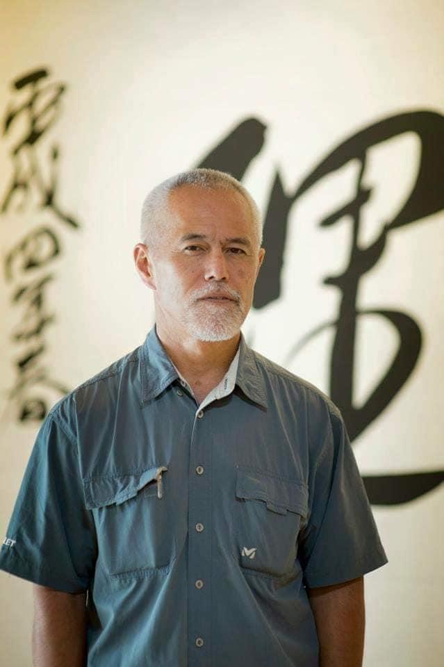 El maestro Michio Kodama